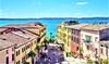 Włochy, jezioro Garda: pokój economy ze śniadaniem