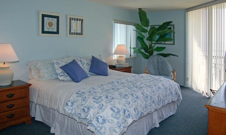 Stay at Ocean Trillium Suites in New Smyrna Beach, FL. Dates into February 2019