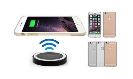 Wireless Charging Set for iPhone from £7.99
