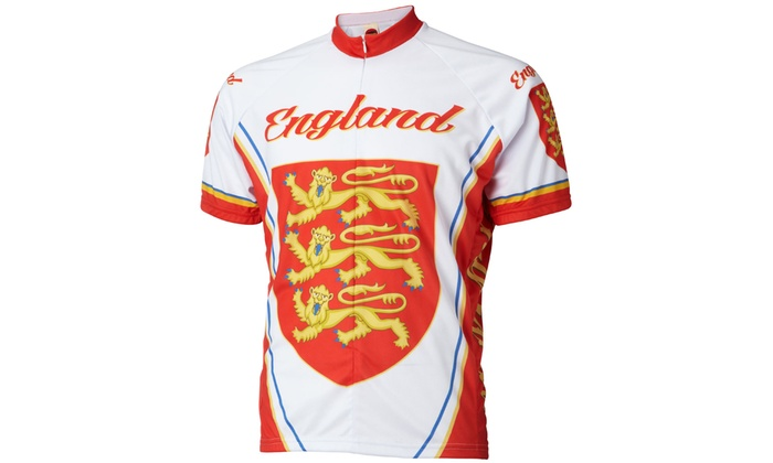 d85f46c486a Men's Printed Graphic Cycling Jersey Mystery Deal