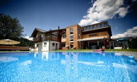 Kitzbüheler Alpen: 2-7 Nächte mit Verpflegung, Wellness, beheiztem Outdoorpool & WLAN in der Boutique Lodge Fieberbrunn