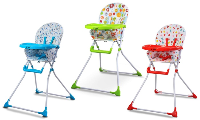 Precious Little One Yummy Luv Highchair from £29.99