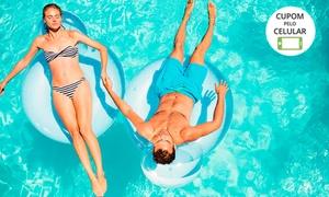 Meu Momento Instituto de Beleza: Drenagem no corpo todo + lipomodeladora e gessoterapia no Meu Momento Instituto de Beleza – Barra