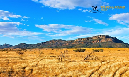 Flinders Ranges: Up to Five Nights for Two with Optional HalfDay 4WD Tour or Walking Tour at Wilpena Pound Resort