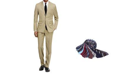 3a91ca56dde image placeholder Braveman Men s 2-Piece Slim-Fit Suit with Tie