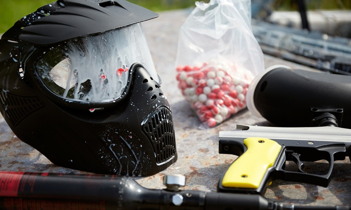 CC Paintball - Multiple Locations: $15 for $30 Worth of Paintball Merchandise at CC Paintball
