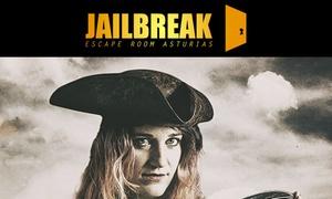 Jailbreak Escape Room: Juego de escape para hasta 8 personas desde 46,95 € en Jailbreak Escape Room