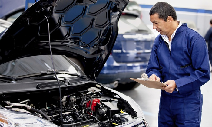 Autofficina Francavilla - AUTOFFICINA FRANCAVILLA: Tagliando auto con cambio olio e filtri e 17 controlli (sconto fino a 87%)