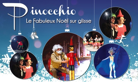 Pinocchio le fabuleux no l sur glisse au havre et caen art sc nique groupon - Restaurant le garde manger le havre ...