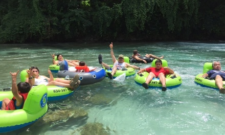 River Tubing at Seguin Tubes (Up to 55% Off)