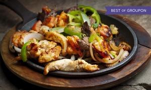 Bandido: Mexikanisches Menü für 2 oder 4 Personen im Restaurant Bandido