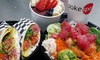 The Poke Spot - Rowland Heights: $15 for Poke Bowl Meal for Two People at The Poke Spot Rowland Heights ($22.90 Value)