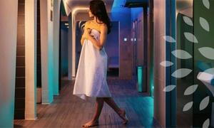 Deva Anti-Aging & Wellness: Percorso Spa di coppia da 2 ore con massaggio a scelta al Base Hotel To Work (sconto fino a 54%)