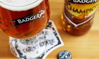 Brewery Tour for Two at Hall & Woodhouse
