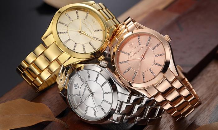 orologi con cristalli swarovski