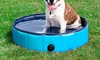 Foldable Outdoor Pet Bath Pool