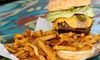 Graffiti Junktion - Horn: Burger Meals for Two or Four at Graffiti Junktion (Up to 41% Off)