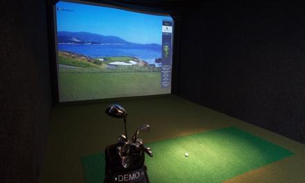 One-Hour Golf Simulator