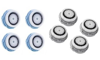 Replacement Facial Brush Head Set (4-Pack)
