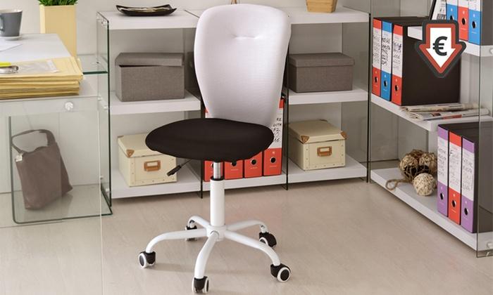 Sedia da ufficio goody groupon goods for Groupon shopping arredamento