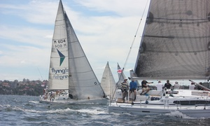Flying Fish: From $79 for a Three-Hour 'Try Yachting' Course on Sydney Harbour with Flying Fish, Mosman (From $169 Value)