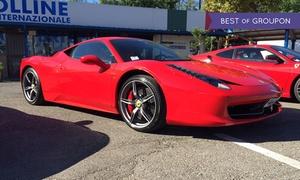 GT EXPERIENCE: Fino a 8 giri su Ferrari, Lamborghini o Porsche con GT Experience (sconto fino a 79%). Valido in 7 circuiti