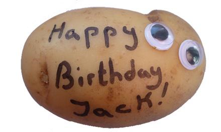 Potato in the Post (UK) DCO
