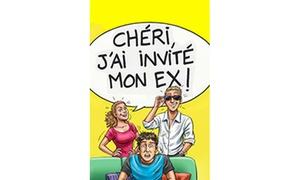"""""""Chéri, j'ai invité mon ex"""" à la Comédie de Nice"""