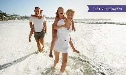 Mielno: wakacje 1-7 nocy dla 2 osób z dziećmi, wyżywienie, dostęp do siłowni, basenu i więcej w Baltin Family Apartments