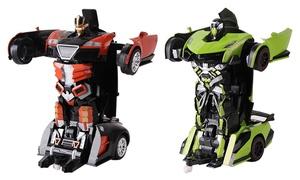Robot voiture télécommandé