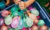 111, 222 o 444 palloncini ad acqua