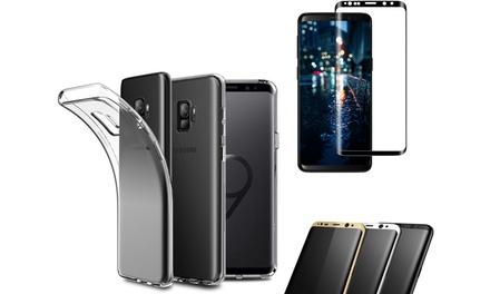 360 ° hoesjes voor Samsung Galaxy S7 Edge, S8, S8+, S9, S9+