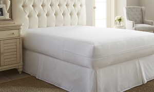 Merit Linens Zippered Bed Bug and Spill-Proof Mattress Protector