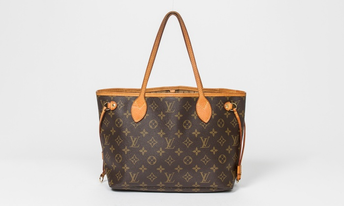 Vintage Louis Vuitton Neverfull Bag