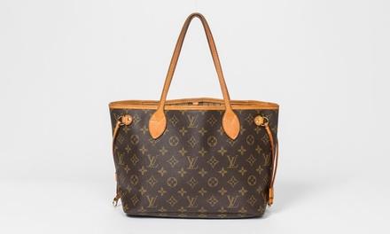 Vintage Louis Vuitton Neverfull Bag