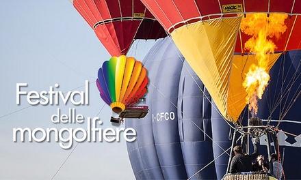 Festival delle Mongolfiere, Treviso a 7,50euro