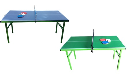 Klapptisch für Ping-Pong oder Bier-Pong im Design nach Wahl (Frankfurt)