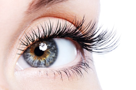 Full Set of Eyelash Extensions with Option for Refill at Joanna's Hair & Lash Extensions (50% Off)