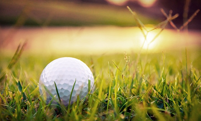 Mt. Freedom Golf - Randolph: $139 for Four Adult Beginner Golf Lessons with Four Rounds of Golf and Green Fees at Mt. Freedom Golf ($300 Value). Two Options Available.