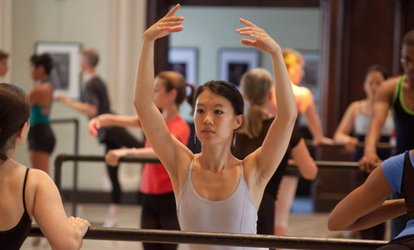 image for One, Five, or Ten Class <strong>Ballet</strong> Card at Jose Mateo <strong>Ballet</strong> Theatre (Up to 32% Off)
