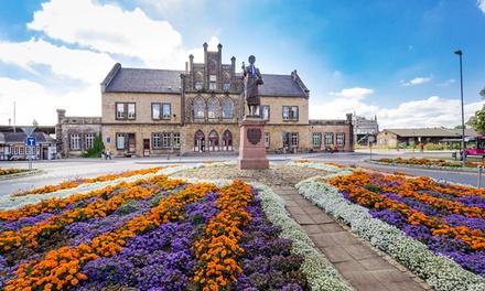 Harz: 3 bis 8 Tage zu zweit mit Halbpension inkl. Begrüßungsgetränk und Schokofondue im 3* Hotel Quedlinburger Hof