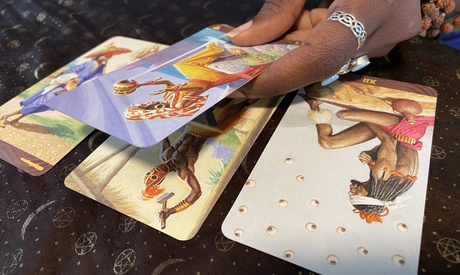One 15- or 30-Minute Tarot Reading or Dream Interpretation from Mira Dee Tarot (Up to 30% Off)