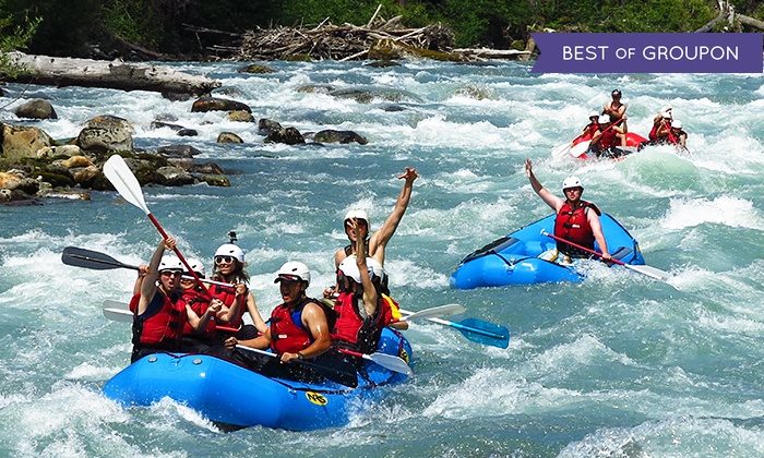 Triad River Tours - Triad River Tours: $50 for $100 Worth of Whitewater Rafting Trips at Triad River Tours