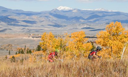 Bike Trails Lift Tickets for One or Two at Granby Ranch (Up to 42% Off)