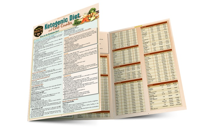 Up To 28% Off on Ketogenic Diet & Carb Counting | Groupon Goods