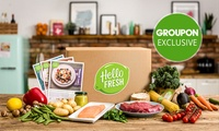 HelloFresh: One or Two Week Recipe Box with Up to Four Meals from $19.99 (Up to $139.95 Value)