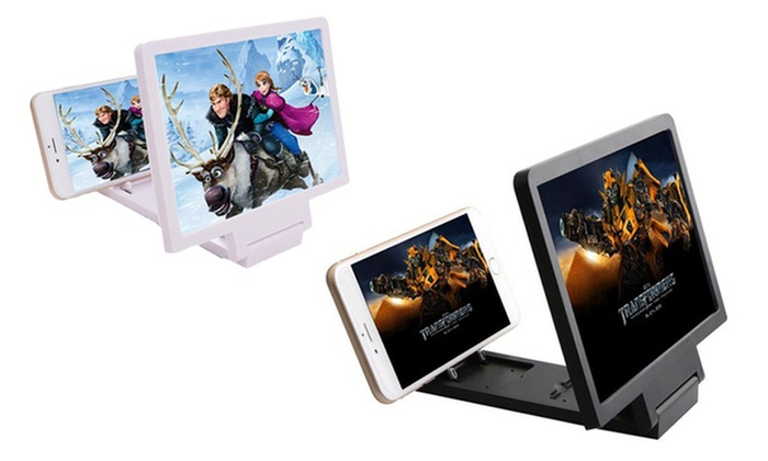 Groupon Goods Global GmbH: Bildschirmlupe für Smartphones mit bis zu fünffacher Vergrößerung