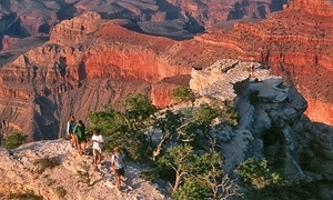 Arizona Tour & Travel: All-Day Grand Canyon Tour for Two, Four, or Six from Arizona Tour & Travel (Up to 47% Off)