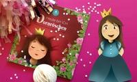 """Personalisierbares Märchenbuch """"Heute bin ich Dornröschen"""" für Kinder von Fairytoon (bis zu 52% sparen*)"""