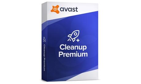 1 o 2 anni di protezione Avast Cleanup Premium 2019 fino a 3 PC